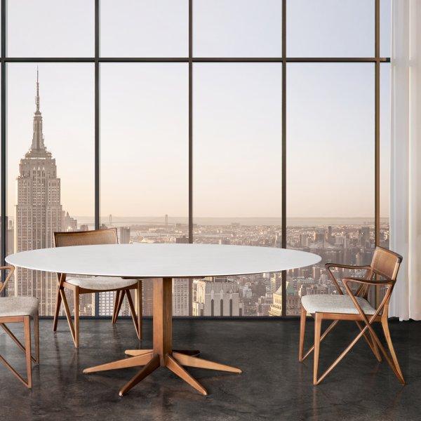 Mesa de Jantar Hexa